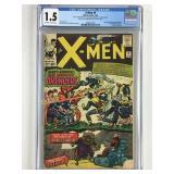 X-Men 9 Graded 1.5