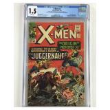 X-Men 12 Graded 1.5
