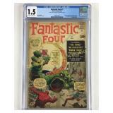 Fantastic Four 1 Graded 1.5