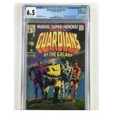Marvel Super-Heroes 18 Graded 6.5