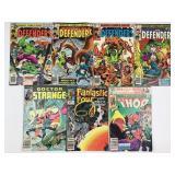Marvel Defenders, Dr. Strange, Thor, Fantastic 4