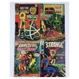Marvel Daredevil, Strange Tales Doctor Strange