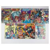 DC Power Lords, Teen Titans, Arion, Fury of Firest