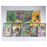 Dreadstar, Kickers, Power Pachyderms, More