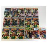 Marvel Nomad 1, 3, 8, 9, 10, 11, & 12