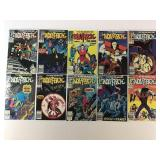 10 Marvel Wolfpack #2 #3 #4 #5 #6 #7 #8 #9 #10 #12