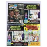 Doctor Who Magazine & 3 American Splendor Comics