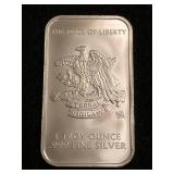 The Price of Liberty 1oz. .999 Fine Silver