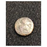 241-235 B.C. Roman Republic Very Scarce Coin