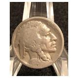 1917-D Buffalo Nickel - Key Date