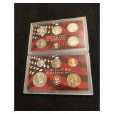 2000 U.S. Mint Silver Proof Set