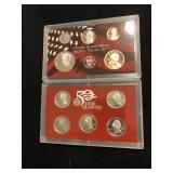 2003 U.S. Mint Silver Proof Set