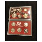 2005 U.S. Mint Silver Proof Set