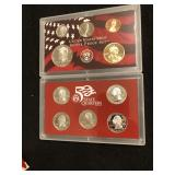 2006 U.S. Mint Silver Proof Set