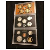 2011 U.S. Mint Silver Proof Set
