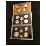 2013 U.S. Mint Silver Proof Set