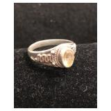 .925 Silver Ring  - Size 6.5