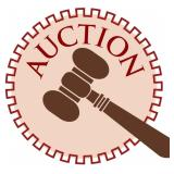 Remember to Register for the up coming Auction