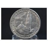 1936-D San Diego Commemorative Half Dollar