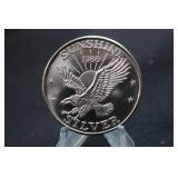 1986 Vintage Uncirculated 1oz .999 Silver Coin