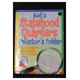 Kids Statehood Quarter Collection 50 Coins