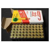 1 Box of 50 .22LR 40gr. Hi-Velocity Ammo NEW