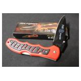 """Fire Fighter 4.5"""" Tactical Folding Knife"""