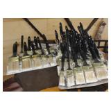 Large Lot of New Paint Brushes
