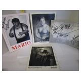 Signed WWE Stars & Mark Chesnutt