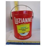 Luzianne Coffee Tin
