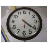 School Clock by West Clox Electric USA; Doesn
