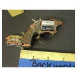 Neat small pistol Lighter; tag still on it