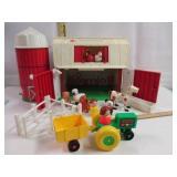 1986 Fisher Price Barn