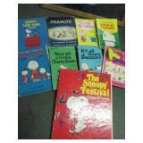 Charlie Brown & Snoopy Books