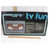 Vintage APF TV Fun Model 401- Untested