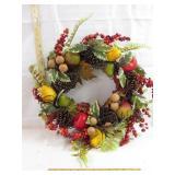 Grapevine Fall Wreath