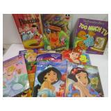 Disney hard back books