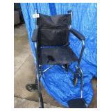 Lite weight wheel chair P/U