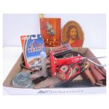 Box of treasures - Jesus picture