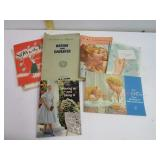 Old Books On Babys And Prenatal