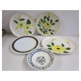 Vintage Plate & Bowl Lot