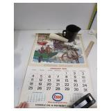 1970 ESSO Calendar