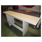 Wooden bench - very sturdy