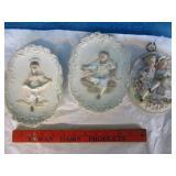 Vintage wall ceramics