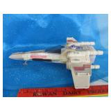 1992 Star Wars R2 D2 fighter jet