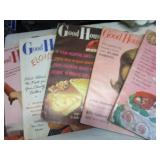 1960 Good House Keeping Magazines