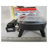 Personal Electric Skillet