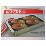 Revere Ware new; stainless