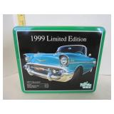 1999 Limited Edition Turtle Wax Advertising tin;