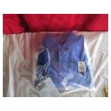 New 5.11 Tactical Polo shirt size XXL; blue
